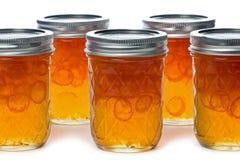 Selbst gemachte Marmelade Lizenzfreies Stockbild
