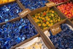 Selbst gemachte Süßigkeit Stockfotos