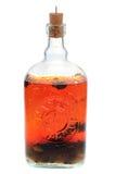 Selbst gemachter Alkohol Stockfotos