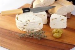 Selbst gemachter Käse stockbilder