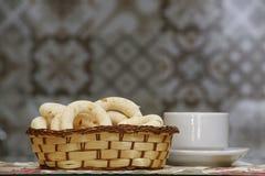 Selbst gemachter traditioneller selbst gemachter Keks lizenzfreie stockfotografie