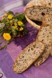 Selbst gemachtes Brot Lizenzfreie Stockfotos