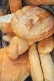 Selbst gemachtes Brot Stockfotografie
