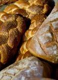 Selbst gemachtes Brot Stockbilder