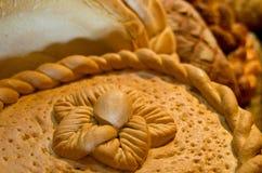Selbst gemachtes Brot Lizenzfreie Stockbilder