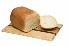 Selbst gemachtes Brot Stockfoto