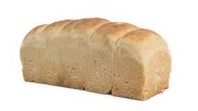 Selbst gemachtes Brot lokalisiert Lizenzfreies Stockfoto