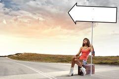 Selbstabschaltenreisen Lizenzfreie Stockbilder