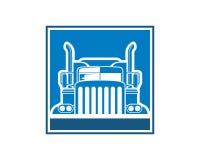 Selbstauto Logo Template Lizenzfreie Stockfotografie
