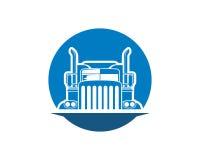 Selbstauto Logo Template Lizenzfreies Stockfoto