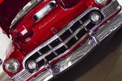 SELBSTmesse: 27. August Cadillac Lizenzfreie Stockfotografie
