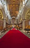 Selby Abbey Royalty Free Stock Images