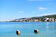 Selce-Croacia imagen de archivo libre de regalías