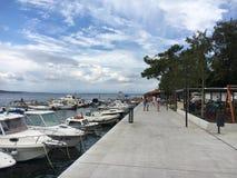 Selce, Kroatien Lizenzfreie Stockfotografie