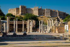 Selcuk Turkiet Royaltyfria Bilder