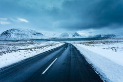 Seldrive που ανακαλύπτει σημείο της Ισλανδίας Στοκ φωτογραφίες με δικαίωμα ελεύθερης χρήσης