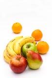 Seleção da fruta fotos de stock