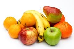 Seleção da fruta imagens de stock royalty free