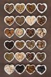 Seleção da medicina chinesa Fotos de Stock
