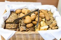 Seleção da pastelaria Fotografia de Stock