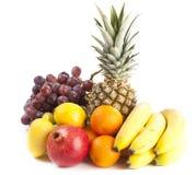 Seleção das frutas Imagem de Stock Royalty Free