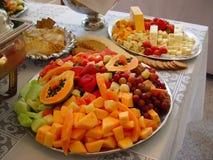 Seleção do queijo Imagens de Stock