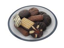 Seleção dos biscoitos Foto de Stock