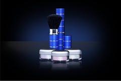 Seleção dos produtos da saúde e de beleza Fotografia de Stock