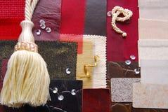 Seleção interior do projeto da cor Imagens de Stock