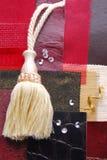 Seleção interior do projeto da cor Foto de Stock Royalty Free