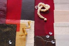 Seleção interior do projeto da cor Imagem de Stock Royalty Free
