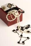 Selección de joyería Imagen de archivo libre de regalías