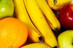 Selección de la fruta fresca. Foto de archivo libre de regalías