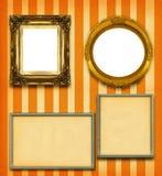 Selección de talla de XXL de marcos Imagen de archivo libre de regalías