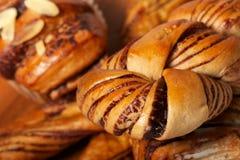 Selección del pan Imagenes de archivo