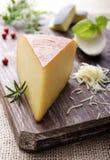 Selección del queso Fotos de archivo