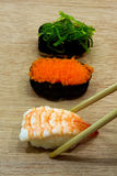 Selecetd Sushi Royalty Free Stock Photography
