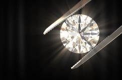 Select best diamond Royalty Free Stock Image