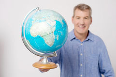 Select the country you like to visit ? Royalty Free Stock Photography