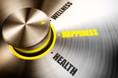 Select happiness Stock Photography