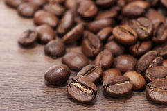 Selected coffee Royalty Free Stock Images