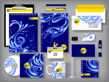 Selected Corporate Templates Royalty Free Stock Photography