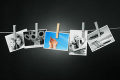Selected image Royalty Free Stock Image