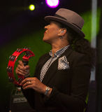 The Selecter live at the Westport Festival Stock Image