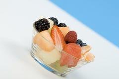 Selectie van fruit Stock Foto's