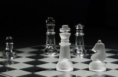 Selectieve Nadruk op Koning Stock Afbeelding