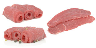 Fresh Beef Steak Meat Royalty Free Stock Images