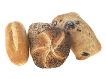 Selection of Bread Rolls Stock Images