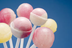 Selection of Candy Lollipops