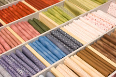 Selection of different pieces of clothes. Pieces of different clothes to be sold on marketplaces Stock Image